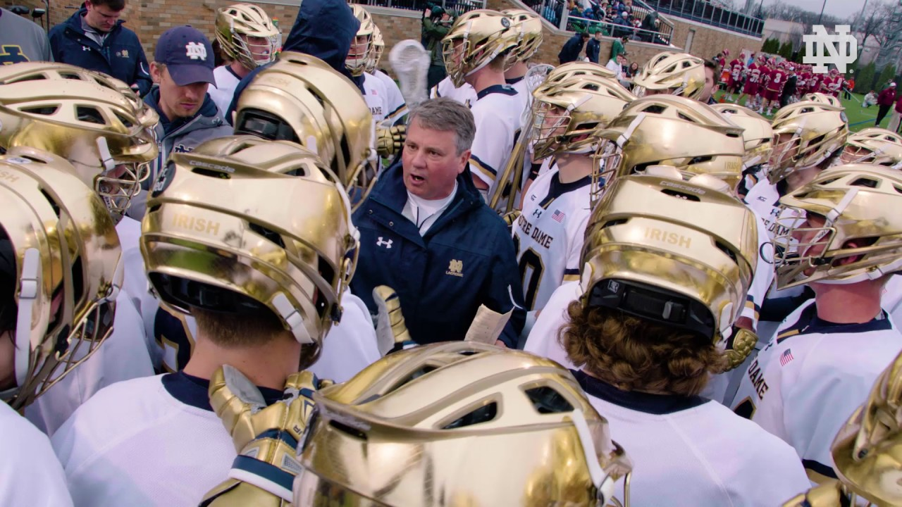 Notre Dame Men's Lacrosse - Players' Campaign