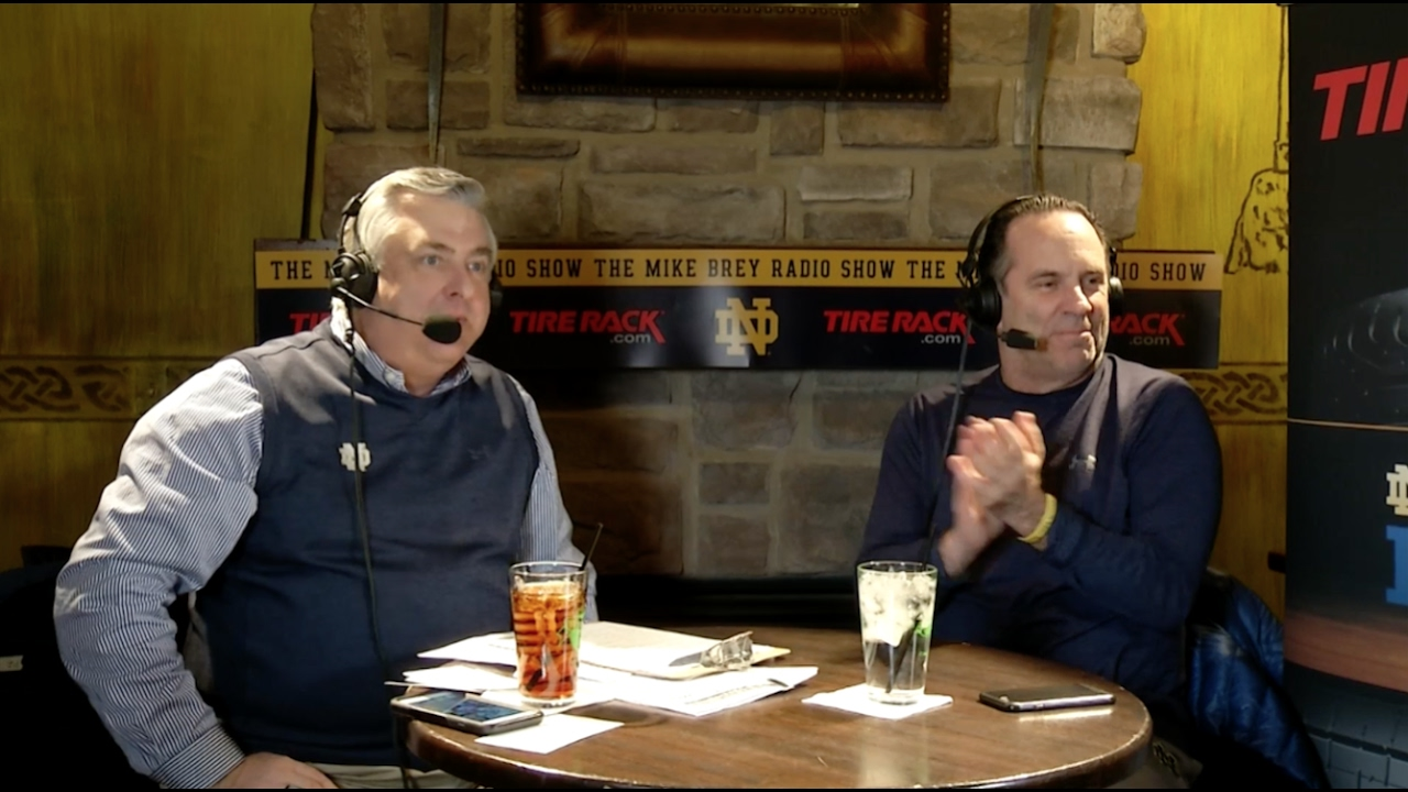 Mike Brey Radio Show - February 9th