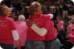 Pink Zone Beneficiaries