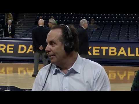 Mike Brey Instant Reaction - Boston College