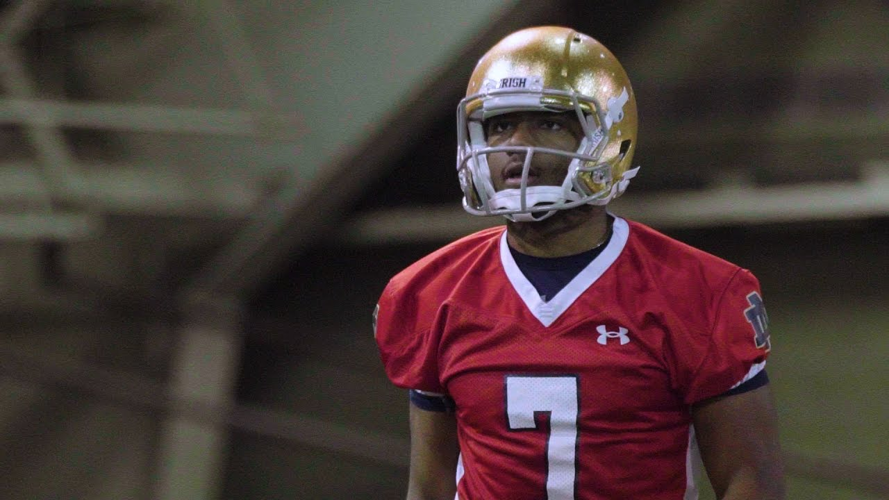 Exclusive: Brandon Wimbush