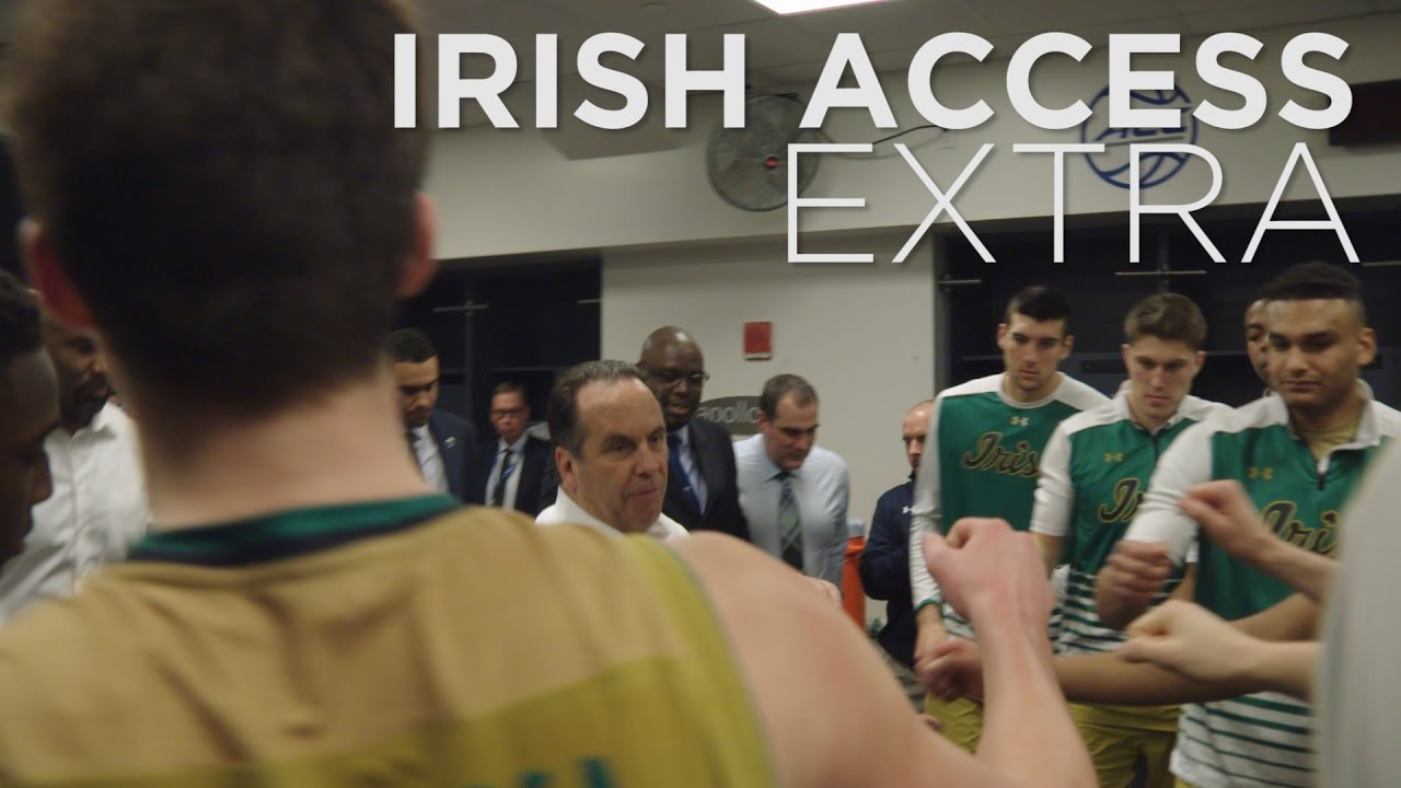 Irish Access Extra | MBB vs Virginia