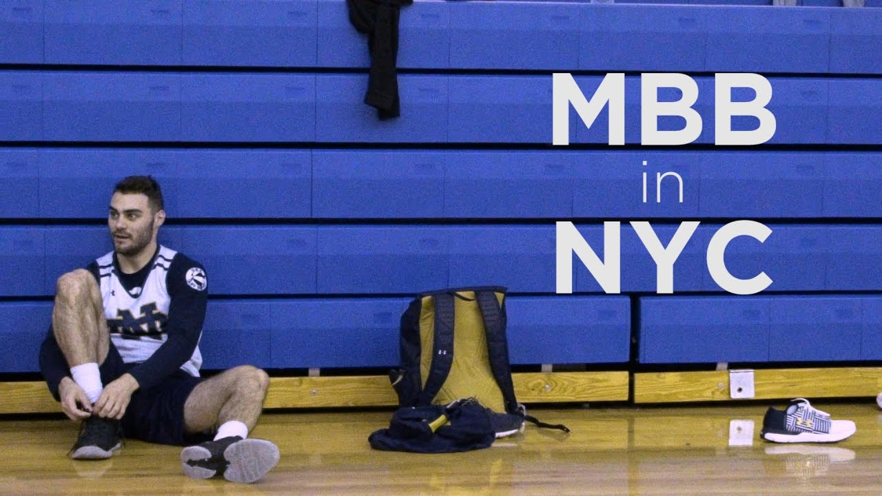 The Arrival | MBB Practice in NYC