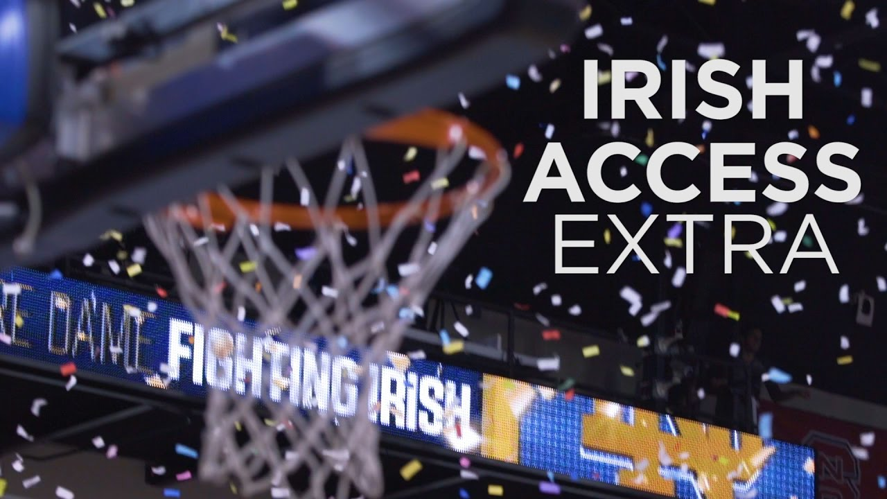 Irish Access Extra | WBB Claims Fourth Straight ACC Title