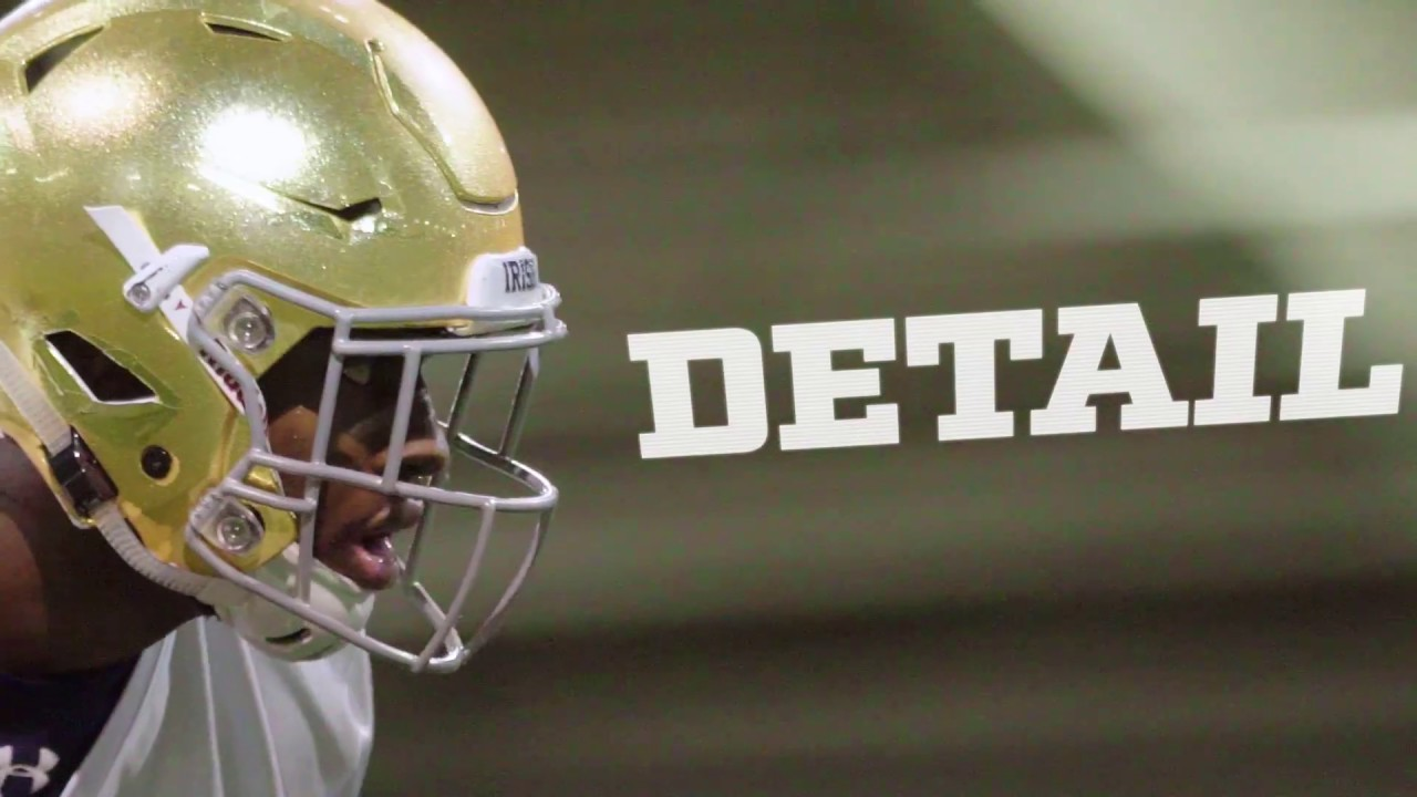 ND Football | Detail