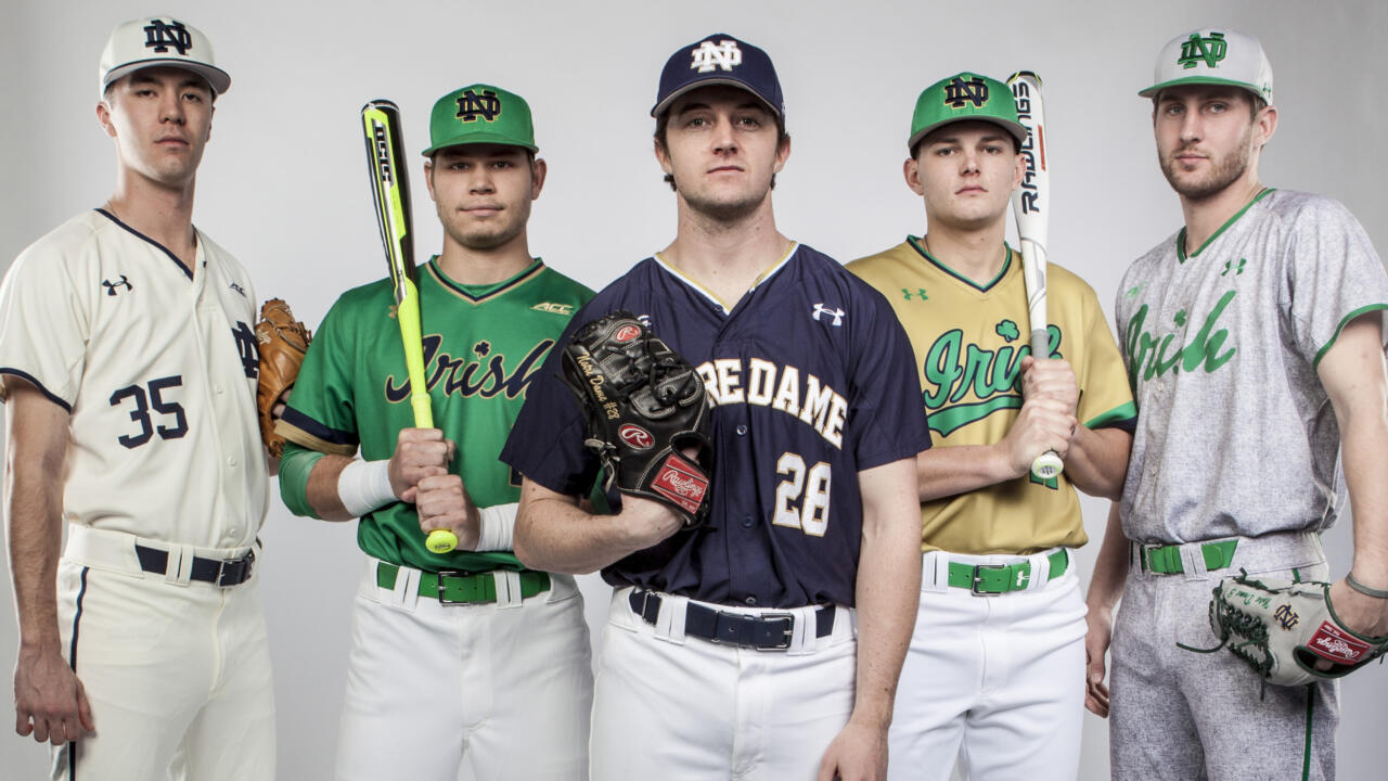 new style 4f384 65c0b Irish Host Austin Peay For Three – Notre Dame Fighting Irish ...