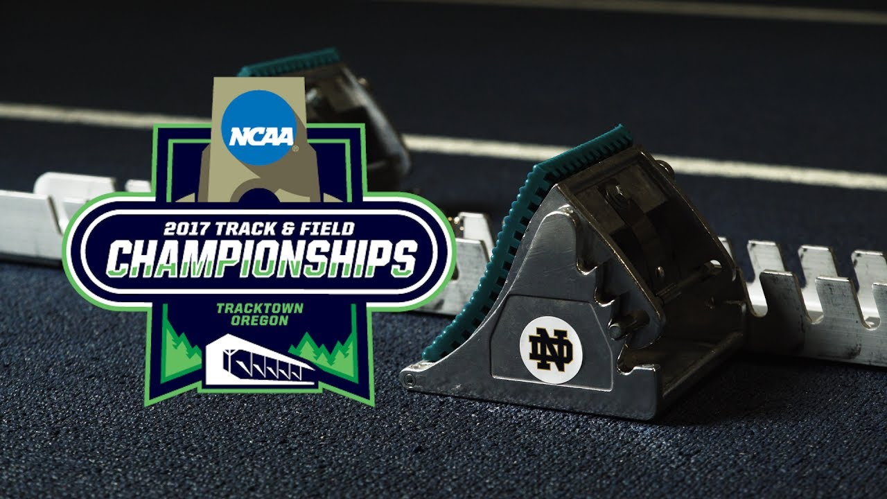 2017 NCAA Outdoor Track & Field Championship Hype