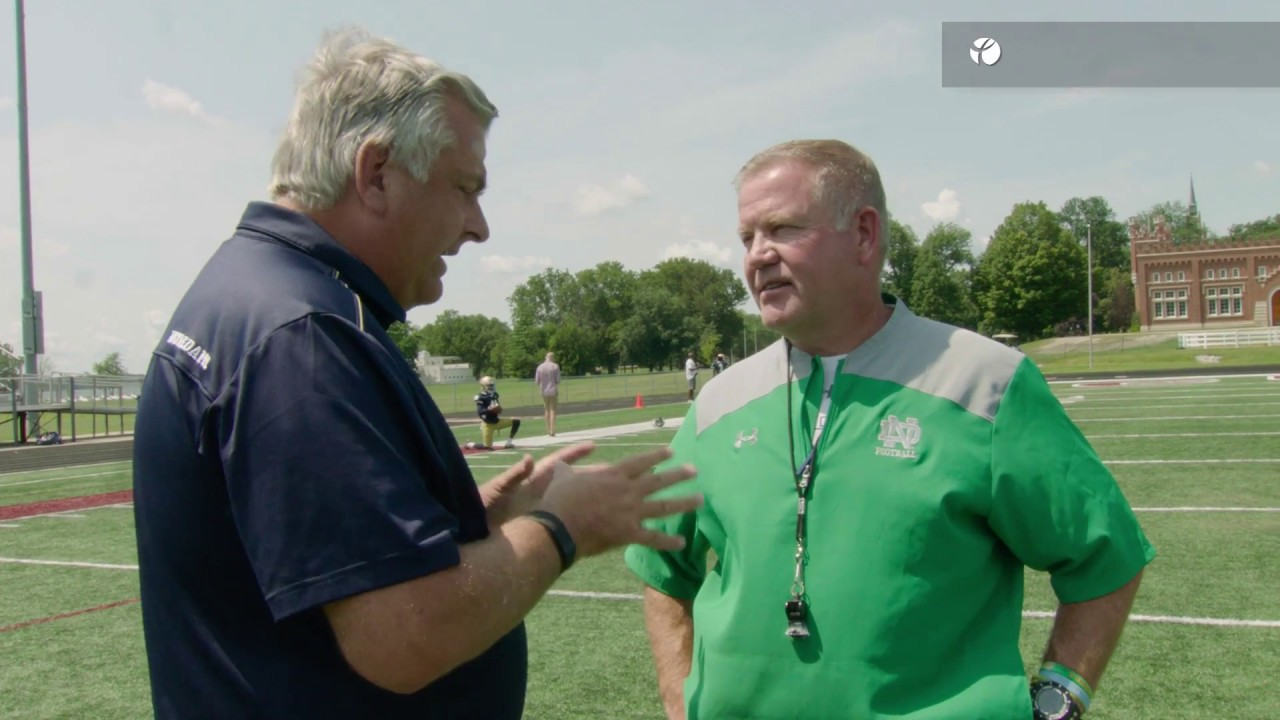 Exclusive 1-on-1 with Brian Kelly: August 5, 2017