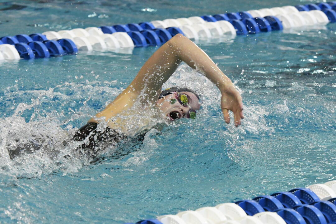 Abbie Dolan accounted for 27 individual points with her sweep of the three freestyle sprints.