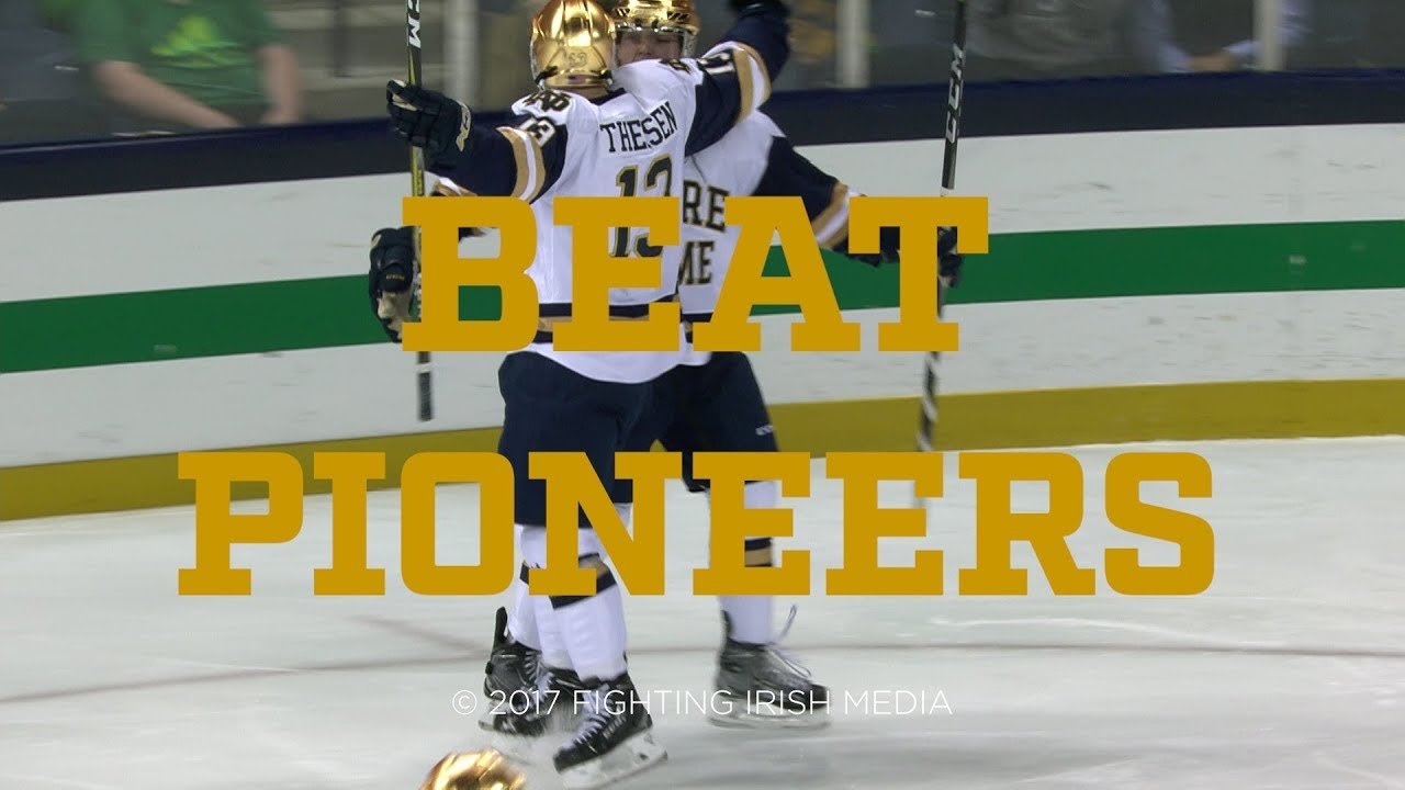 Go Irish, Beat Pioneers