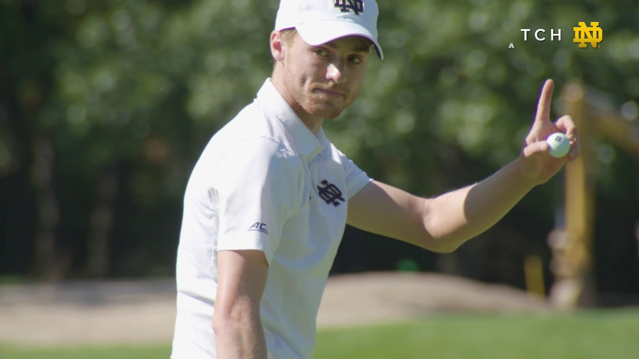 Watch Highlights as the Notre Dame Men's Golf Team takes home the Fighting Irish Classic