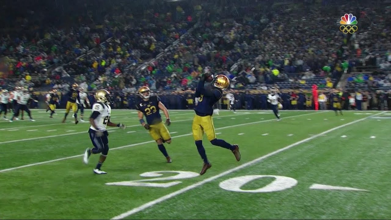 Highlights | @NDfootball vs. Navy (2017)