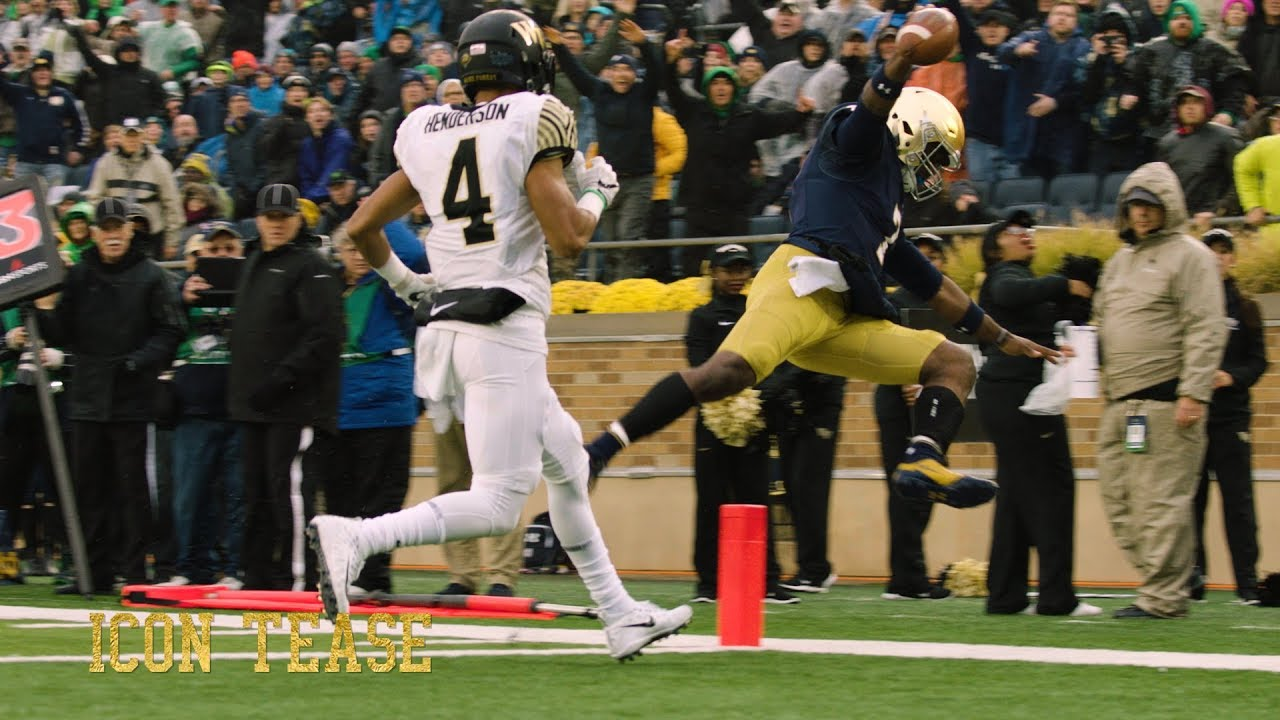 ICON Tease | @NDFootball vs. Wake Forest (2017)