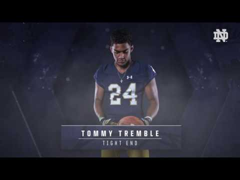 Tommy Tremble Highlights | @NDFootball Signing Day (12.20.17)
