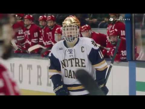 @NDHockey | Go Irish, Beat Badgers (2018)
