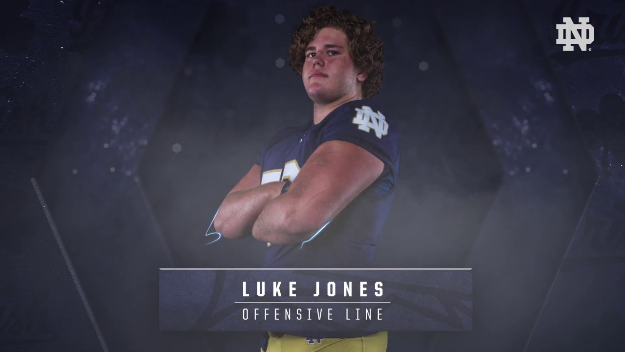 Luke Jones Highlights | @NDFootball Signing Day (02.07.18)