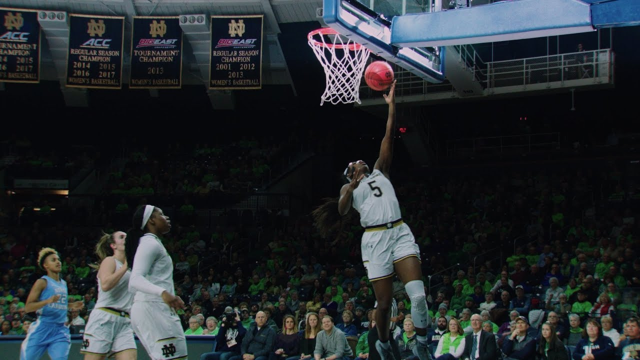 Top Plays | @ndwbb vs. North Carolina (2018)