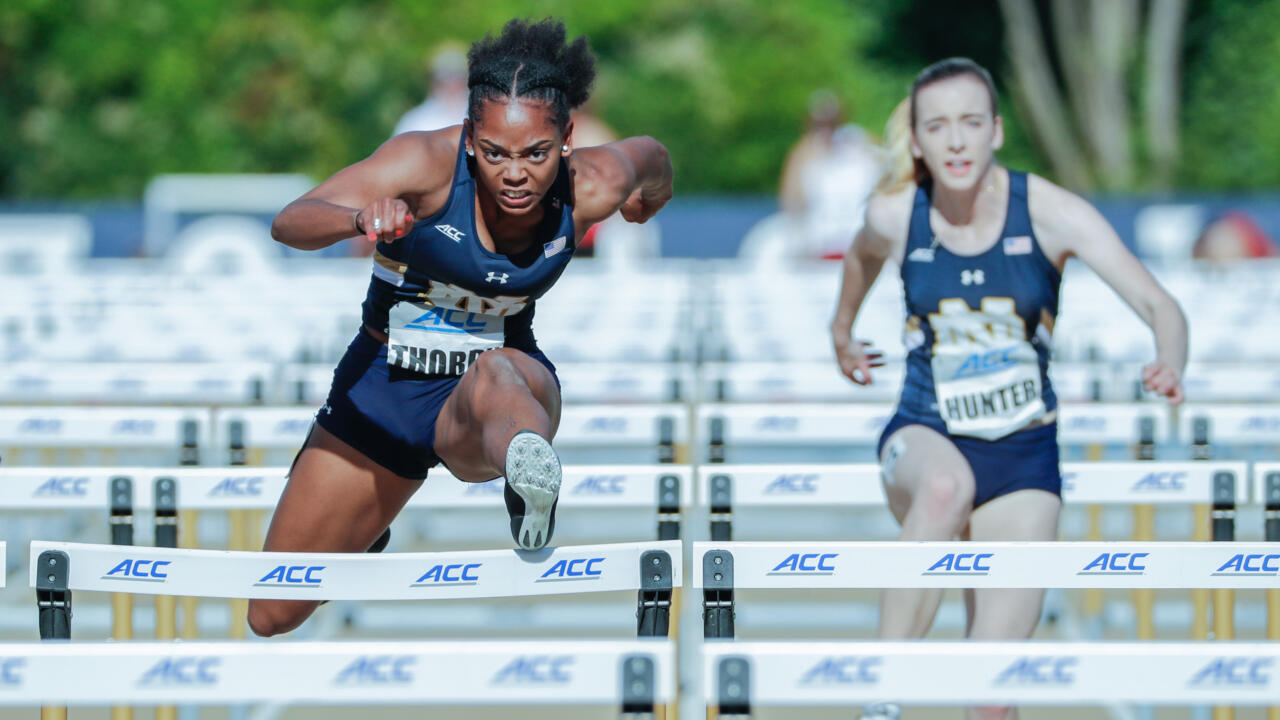 2017 ACC Outdoor Championships