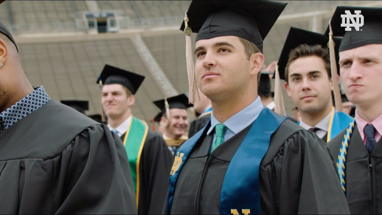 @FightingIrish | Commencement Day (2018)