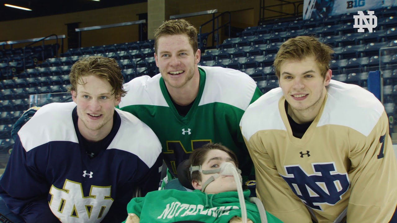 @NDHockey | Meet Kyle