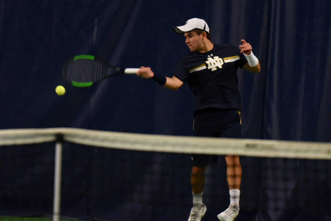Men's Tennis vs Michigan State