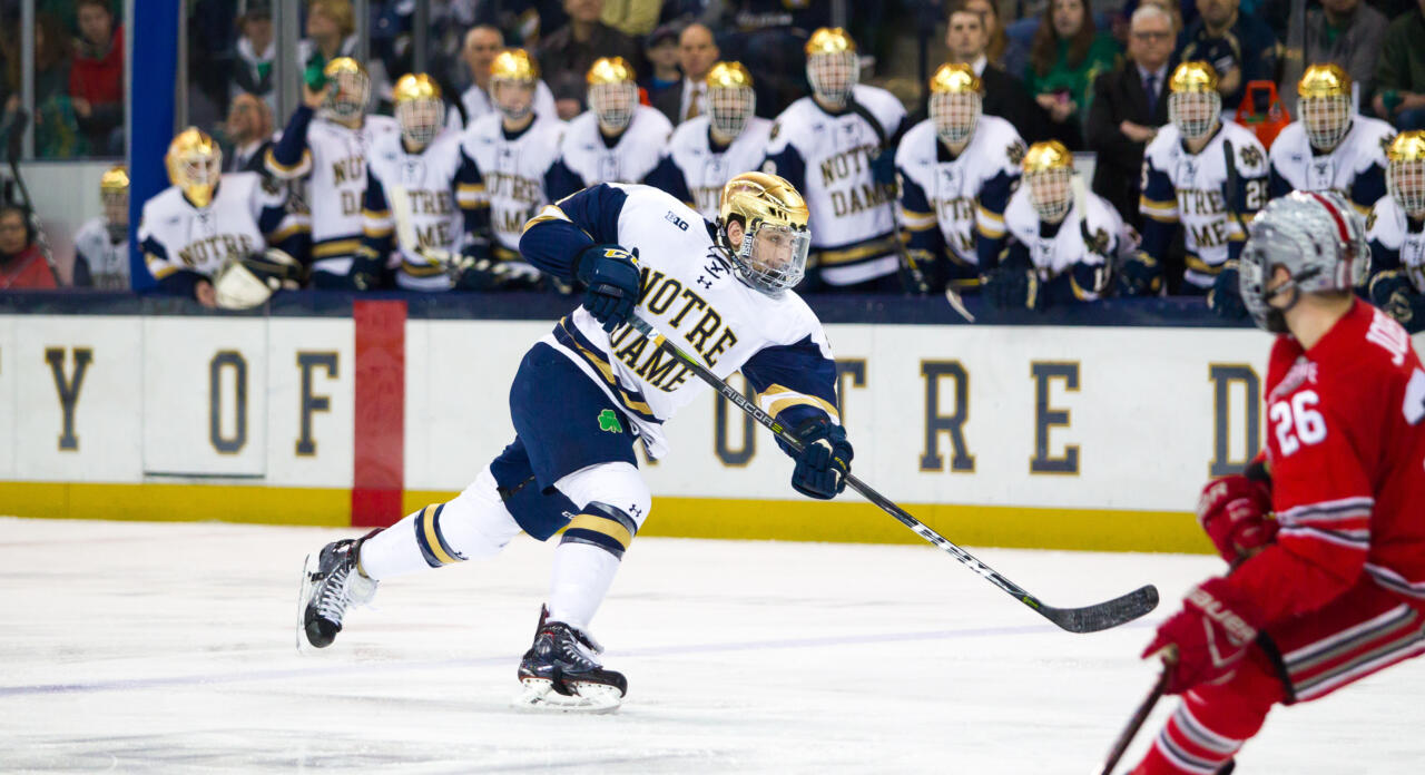 Notre Dame Hockey vs. Ohio State | Big Ten Tournament Championship
