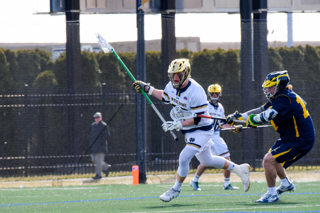 Notre Dame Lacrosse vs. Michigan