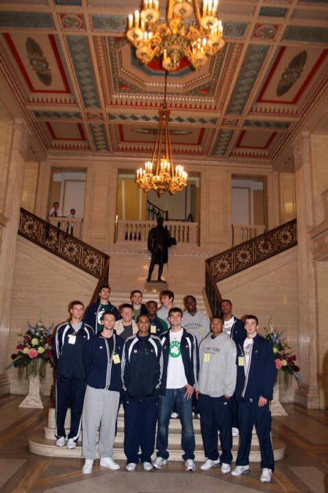 Men's Basketball In Ireland - Day 6 (photos by Tish Brey)