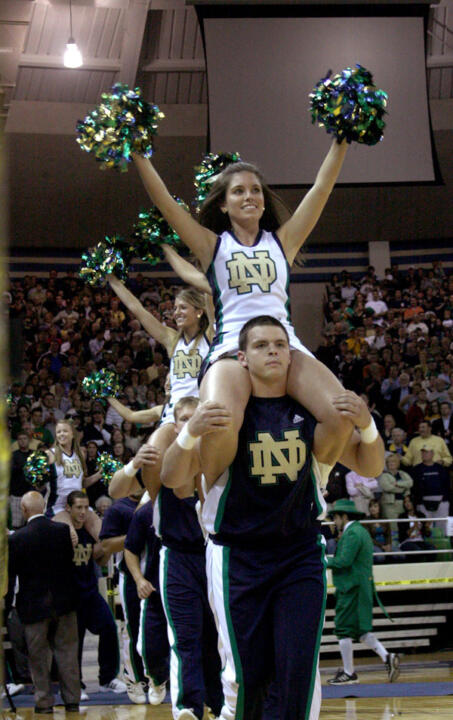 ND vs. Stanford Pep Rally, 10/3/08