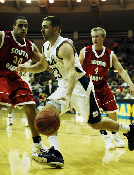 Men's Basketball vs. South Dakota