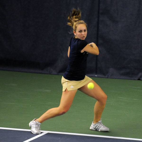 Women's Tennis vs. North Carolina