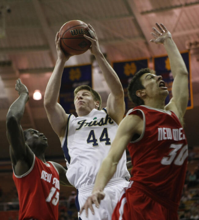 Irish Edge New Mexico, 70-68