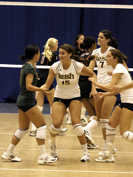 8.29 - Volleyball vs. No. 5 Stanford