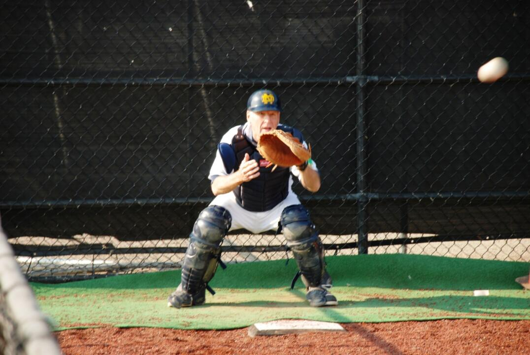 2009 Notre Dame Baseball Alumni Game Photo Gallery