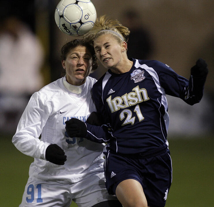 Irish Fall In College Cup Semifinals  (AP)