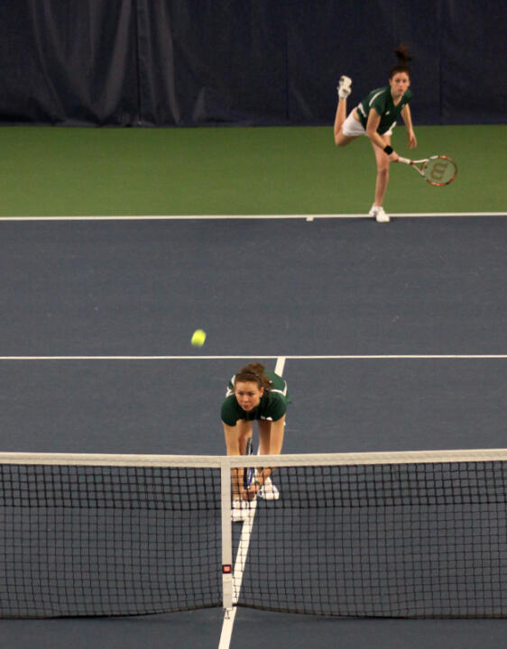2/27 Women's Tennis vs. Georgia Tech