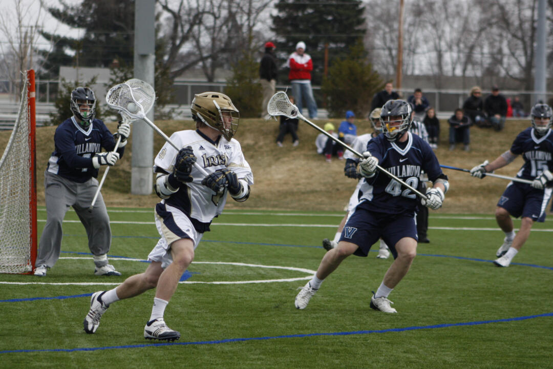 4/2 Men's Lacrosse vs. Villanova