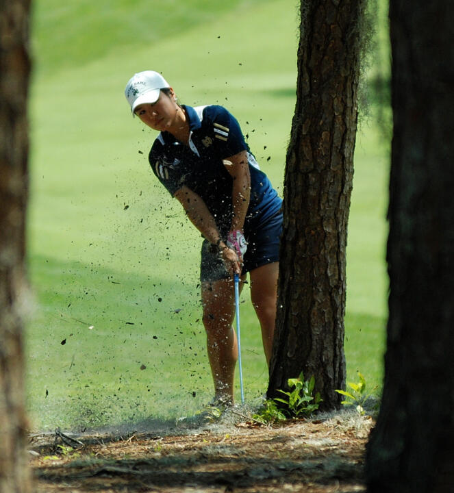 Women's Golf at 2011 BIG EAST Championship