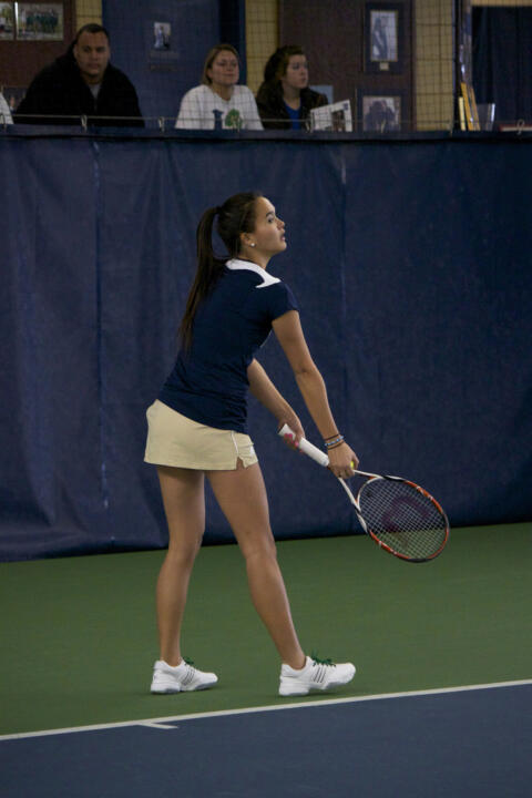 Womens Tennis vs Cincinnati 1/21