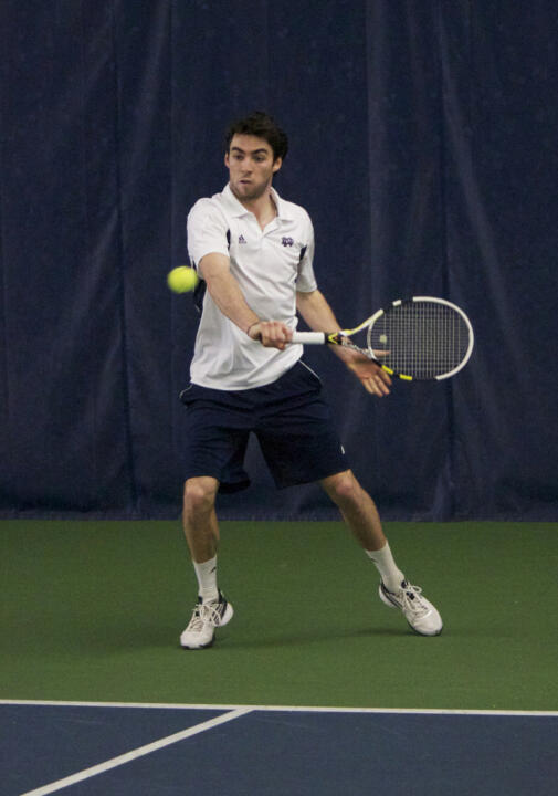 Mens Tennis vs Kentucky 2/12