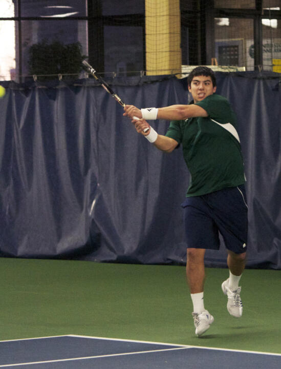 Mens Tennis vs IUPUI 2/12