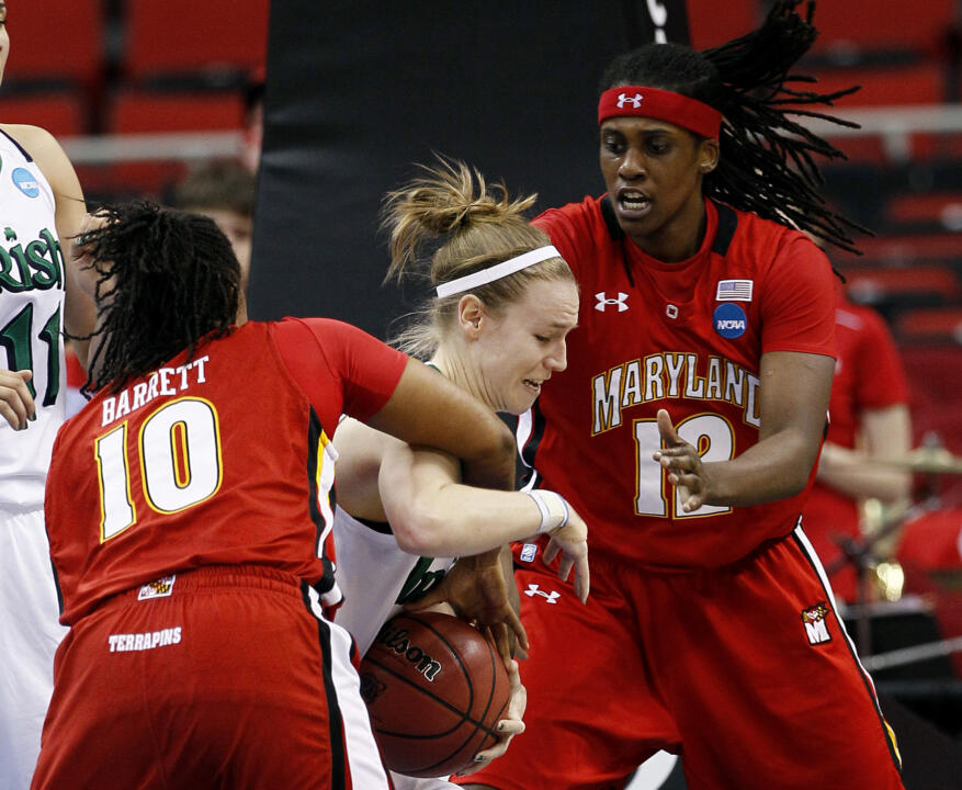 #4 Irish Back in Final Four After 80-49 Win Over #5 Maryland (AP)