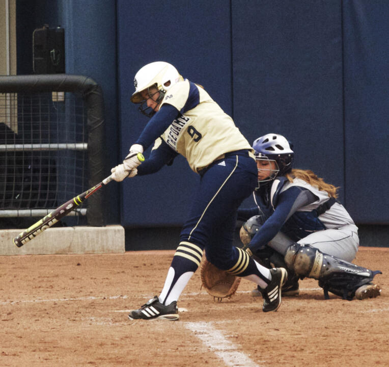 Irish Win BIG EAST Opener Over Huskies