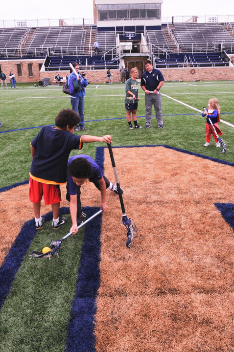 ND WLAX Kids Clinic