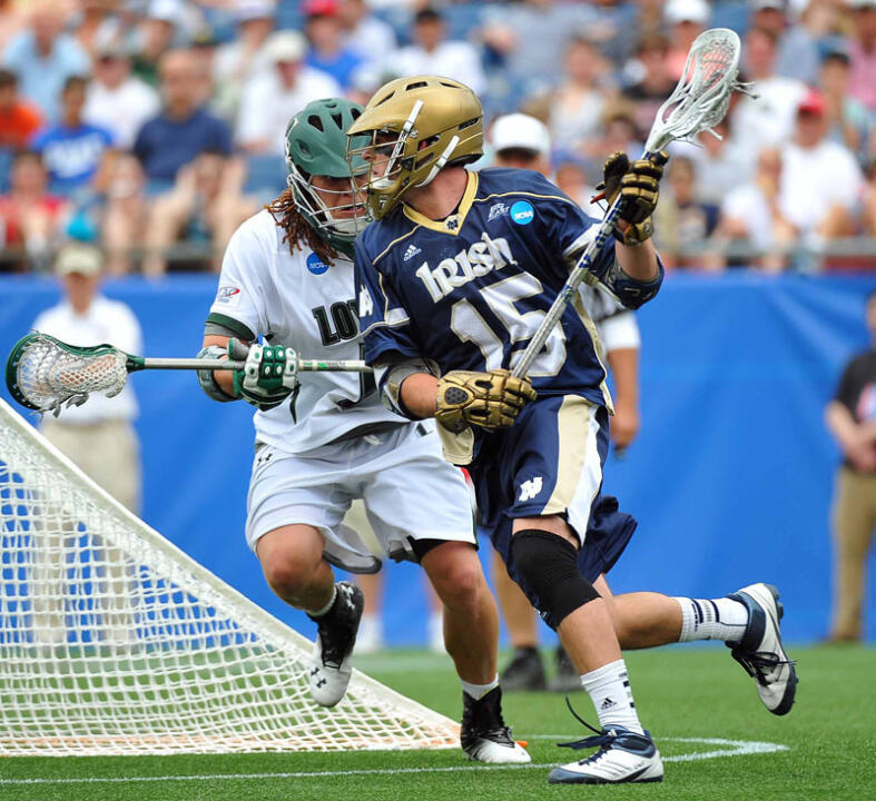 Notre Dame Falls To Loyola, 7-5, In NCAA Semifinals