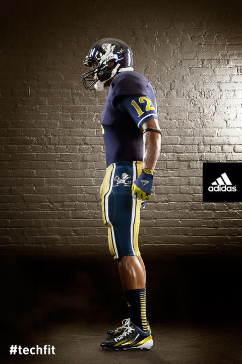 2012 Shamrock Series Uniform Gallery