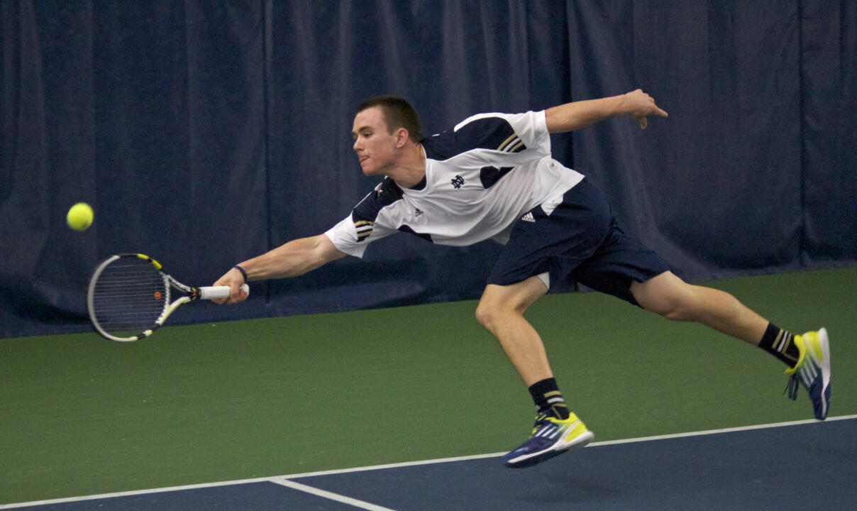 11/19 M. Tennis vs Western Illinois