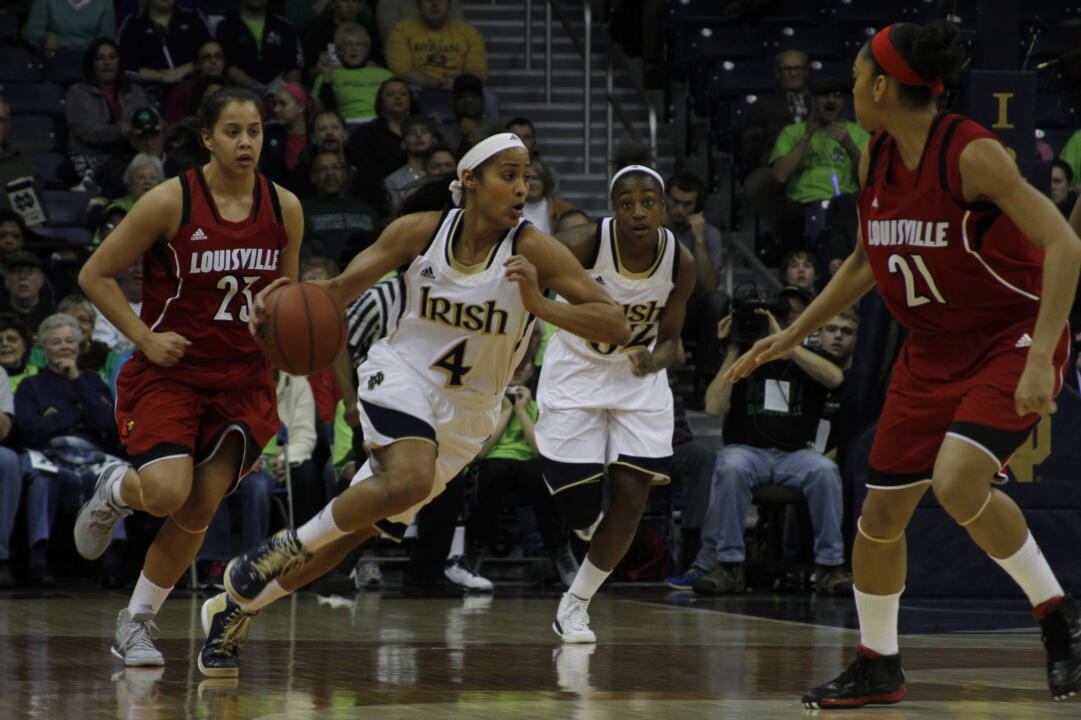 Women's Basketball vs. Louisville