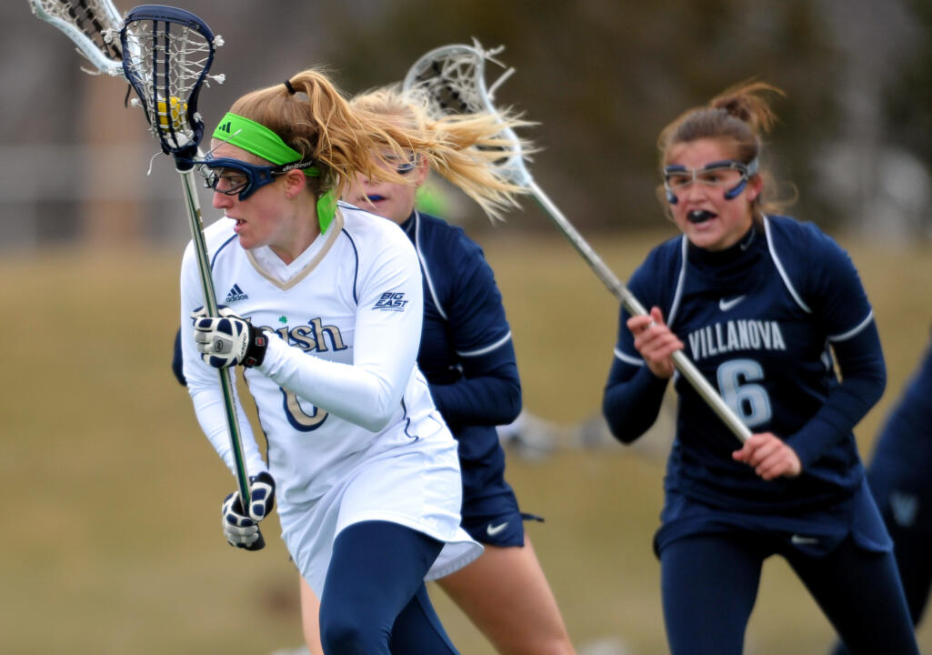 Women's Lacrosse vs. Villanova - March 24