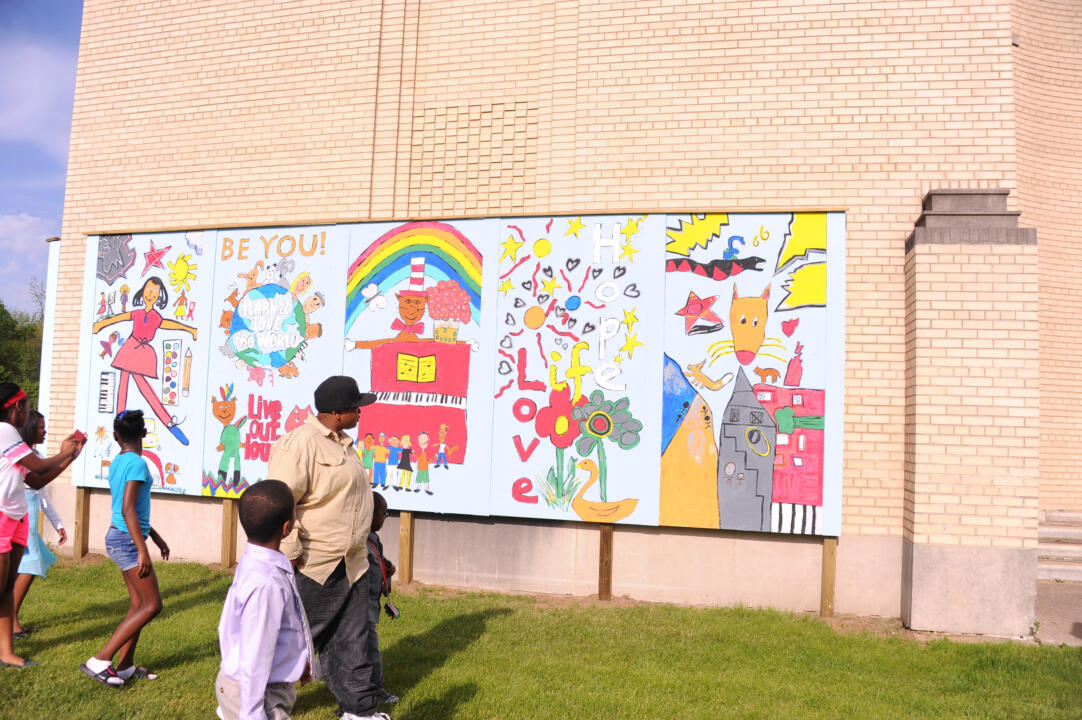 Perley Primary Mural Project